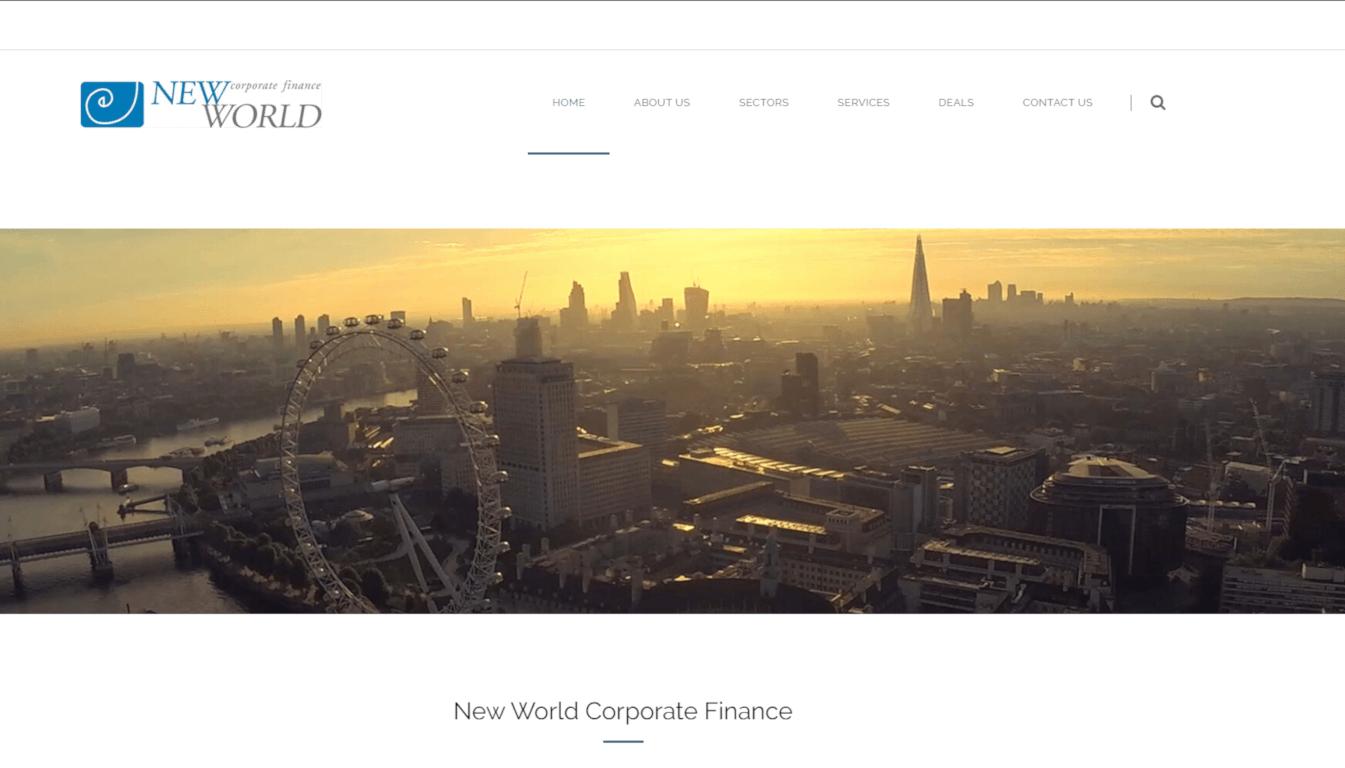 New World Corporate Finance